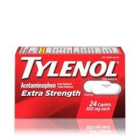 Tylenol 加强版 退烧止痛药 24片