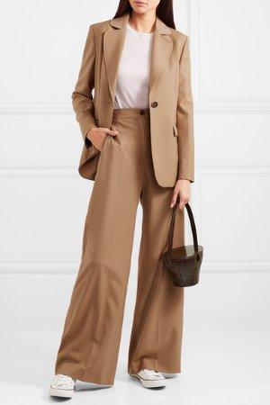 ALEXACHUNG | Ludlow wool-blend blazer  | NET-A-PORTER.COM