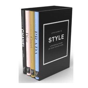 $68.9(原价$99.9)Little Guides to Style 时尚指南套装