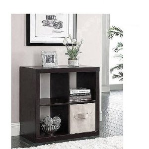 Better Homes and Gardens Square 4-Cube Organizer