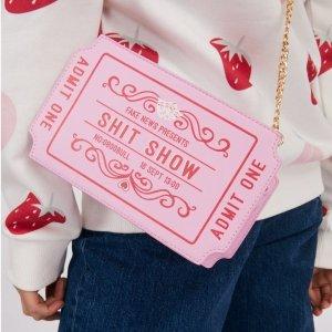 低至3折 £18收封面链条包Skinnydip 少女风包包专场大促 超仙女元素A爆街头