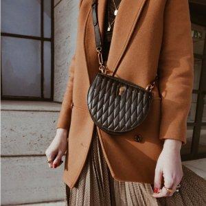 5折起+折上9折 €537收封面限今天:Bally官网大促 红遍时尚圈的Janelle系列包包 乐福鞋来啦