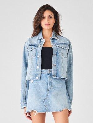 Annie Cropped Jacket | Garcia – DL1961