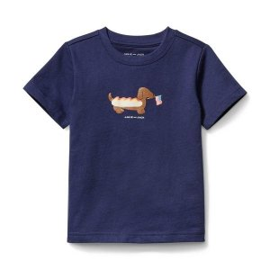 Janie and JackDog Tee