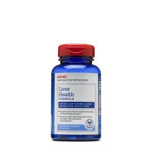 GNC顶级护肝配方