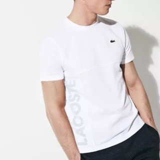 低至6折+额外7.5折Lacoste 男装夏装热卖 $33收短袖衫