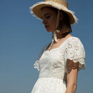 首单9折 £80收封面蕾丝裙MissLondoner 英伦仙女美衣热卖 收新款每一件都能slay全场