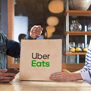 €1优惠券 订餐满€20立减€10Uber Eats 新用户订餐限时特惠 足不出户吃遍周边美味