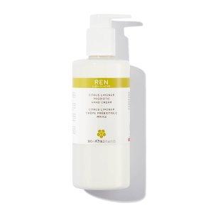 Ren Clean Skincare柑橘柠檬护手霜