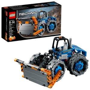 Lego再降价!机械组系列  推土压路机 42071