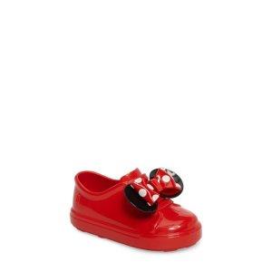 timeless design 7a866 e7ae1 MelissaMini Melissa Disney(R) Be Minnie Slip-On Sneaker (Walker   Toddler