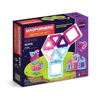 Up to 48% OffMagformers Inspire Set Magnetic Building Blocks @ Amazon