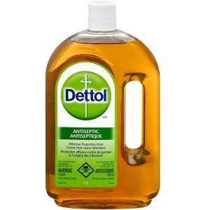 $13.87(大统华$15.99)补货:Dettol 滴露消毒液 1L 卓越杀菌能力 宝宝玩具、内衣消毒