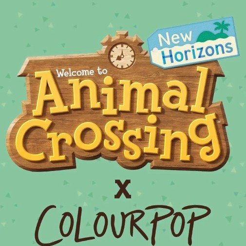Colourpop x 动物森友会联名彩妆Colourpop x 动物森友会联名彩妆