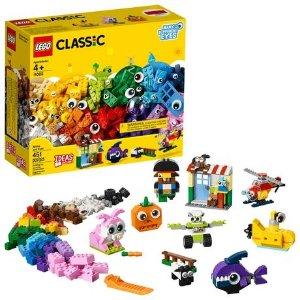 LEGO经典系列套装11003(451个颗粒)