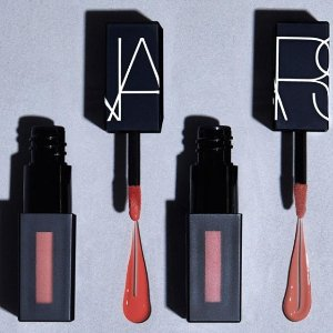 Dealmoon Exclusive!  Mini Lip Gloss & Mini Illuminatorwith any $50 order @ NARS Cosmetics