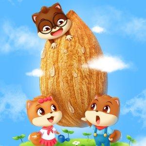 满¥499减¥60 ¥299包邮 加拿大本地直送天猫3.28加拿大会员日 三只松鼠热卖 承包你的零食柜