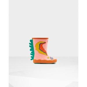 Hunter小恐龙童靴