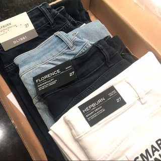 衣橱必备单品之牛仔裤   DL1961总有一款适合你(内附9套穿搭)