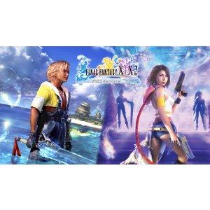 最终幻想10 重制版 Switch 数字版