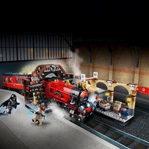 限时9折 可叠加折扣款Lego 精选哈利波特、建筑系列限时热促