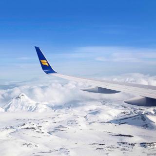 旺季日期$323起 冰岛看极光安排一下美国 - 冰岛往返机票好价 搭乘冰岛航空 额外省$40
