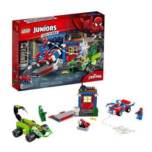 封面款史低价 $9.99史低价:LEGO Juniors 小拼砌师系列积木玩具特卖