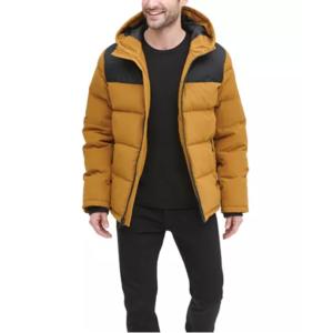 低至3.2折 $41.99收羽绒服macys.com 精选男士秋冬外套热卖