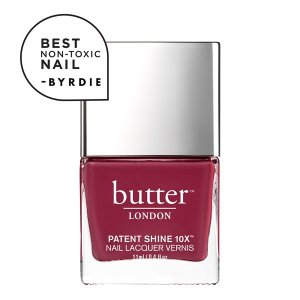 Butter LondonBroody Patent Shine 10X Nail Lacquer