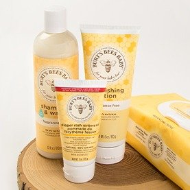 Last Day: Starting at $4Kids Skin Care Items Sale @ Burt's Bees Baby