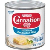 Carnation 炼奶2罐, 14 oz