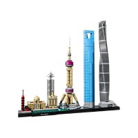 Lego 建筑系列 上海- 21039