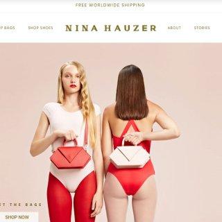 这个夏天来份马卡龙色系的小众包包吧❤ | Nina Hauzer测评+5套春夏穿搭