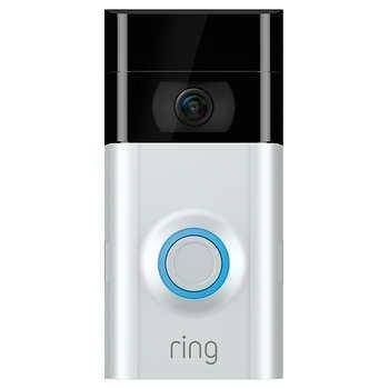 Video Doorbell 2 + 12月Protect Plus