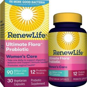 低至6折 包邮美亚多款保健品优惠 收Neocell、RenewLife益生菌