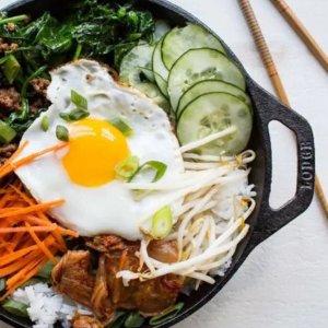 低至$33.74+额外9折Lodge 惊喜好价 收无涂层迷你铸铁锅 自己在家做韩式拌饭