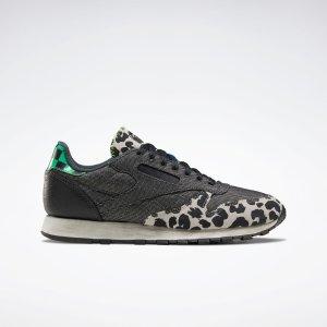 Reebok黑色运动鞋