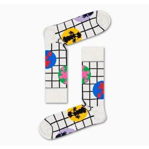 Happy Socks米奇中筒袜