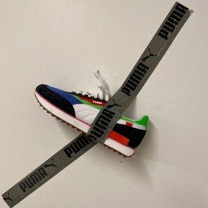 低至5折+折上8折 €61.6收Ader联名运动鞋