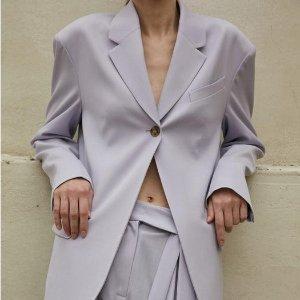 5折起+额外9折W CONCEPT 小众人气外套专场 收设计感西装、夹克