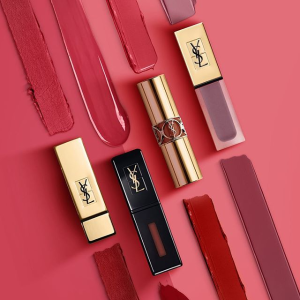 Last Day: Dealmoon Exclusive: 20% off+ receive multiple gifts with Lipsticks purchase @ YSL Beauty