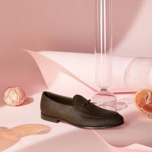 5折起+额外9折 €71收渔夫鞋Scarosso 意大利高级手工鞋履大促 高品质有质感 值得拥有