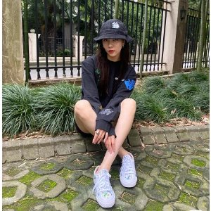 Adidas宋妍霏同款Goofy 卫衣