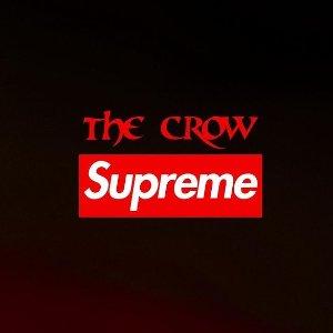 三色打火机 已发售上新:Supreme x《The Crow》2021 秋季联名系列正式发布
