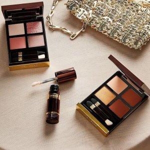 低至6折+额外最高减$100最后一天:Saks OFF 5TH 美妆护肤热卖 收TF彩妆、科颜氏套装
