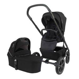 $599.95 (原价$749.95) 包邮Nuna Mixx 荷兰高档婴儿推车+睡篮套装