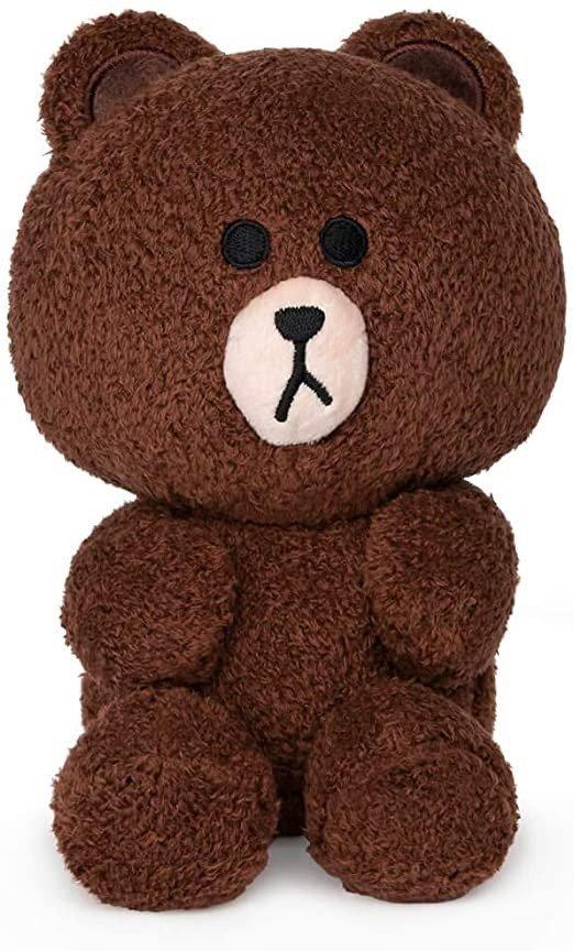 布朗熊 18cm