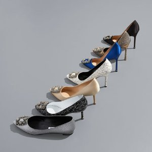 Up to $2000 Gift CardBergdorf Goodman with Manolo Blahnik Purchase