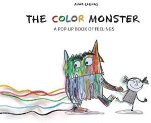 $13The Color Monster: A Pop-Up Book of Feelings Hardcover