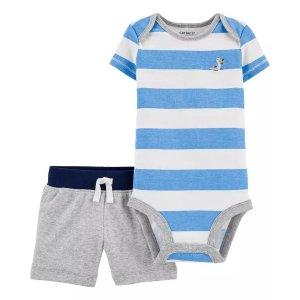 Carter's婴儿两件套